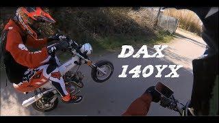 DAX 140 YX
