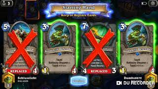 Hearthstone Laddering with Odd Paladin