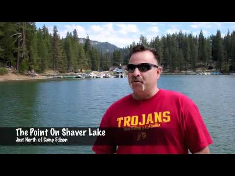 Shaver lake fishing report july 7th 2011 youtube for Shaver lake fishing report