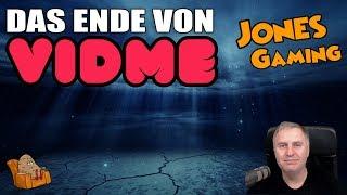 Das Ende von #Vidme | Am 15.12.2017 wird abgeschaltet | Channel Update VLog | Deutsch German thumbnail
