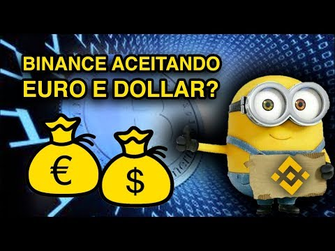 Binance Vai Vender Bitcoin por Dollar e Euro? Coinbase Vai Perder Muito Mercado...