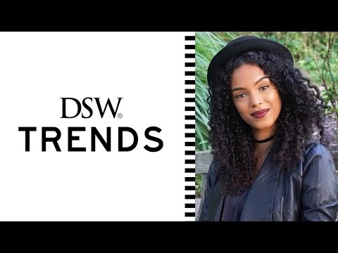 SunKissAlba + DSW Must-Have Fall Trends