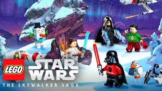 LEGO Star Wars: The Skywalker Saga - New Characters And Vehicles Revealed!