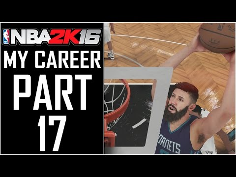"NBA 2K16 - MyCareer - Let's Play - Part 17 - ""The Godfather Of Television"""