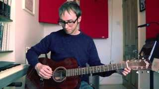 Joy To The World by John Fahey - Christmas Special Guitar Lesson