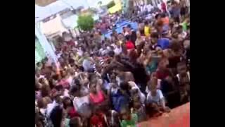 El Ceja & R.L  Ft Jester Mc & Dg Ess a casa llena en el Ensanchez Bermudez