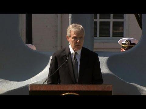 SECNAV Honors Heroes at Washington Navy Yard Remembrance Ceremony