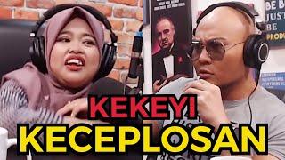 Kekeyi Halu Berjamaah @#$$!!!!  Rahmawati Kekeyi Keceplosan  Podcast Deddy Corbuzier