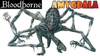 Bloodborne guia: AMYGDALA - Boss de Frontera de la Pesadilla - EL MONSTRUO ARAÑA-MOSCA! EP.17