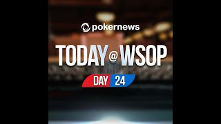 WSOP 2021 | ARIEH'S 3RD BRACELET IS 16 YEARS IN THE MAKING! | Update Day 24