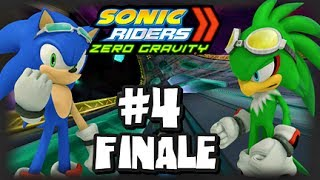 Sonic Riders Zero Gravity - (1080p) Part 4 FINALE - Babylon Story