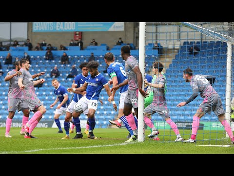 Chesterfield Wealdstone Goals And Highlights