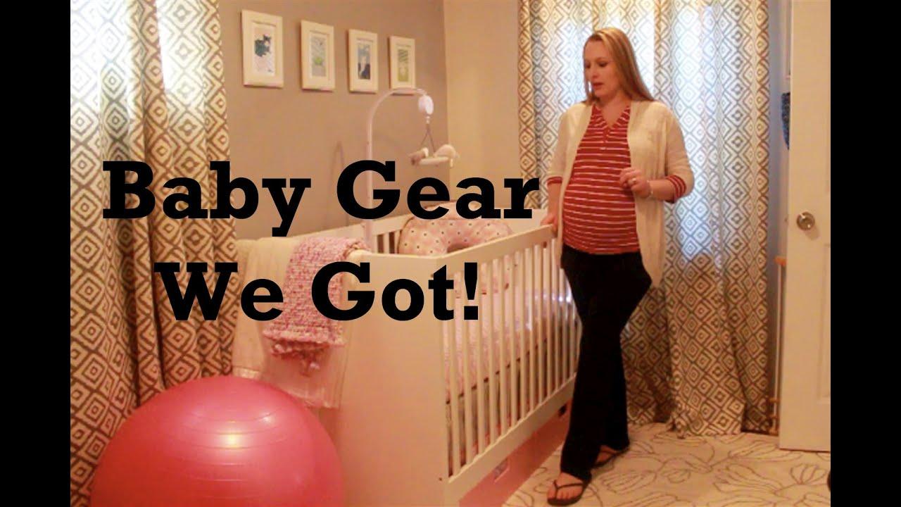Baby Gear We Got! - California Baby Love - YouTube