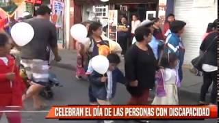 CELEBRAN EL DÍA DE LAS PERSONAS CON DISCAPACIDAD