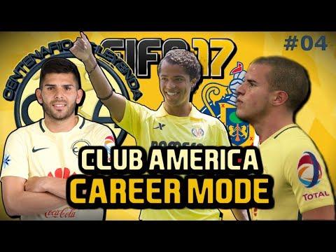 WELCOME GIO DOS SANTOS & EL SUPER CLASICO!! CLUB AMERICA CAREER MODE #04 | FIFA 17 | LIGA MX