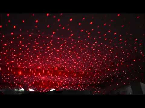 CAR SKY LIGHTS By GadgetsRUS.org  LED Car Atmosphere Ambient Star Light DJ Colorful Music Sound Lamp