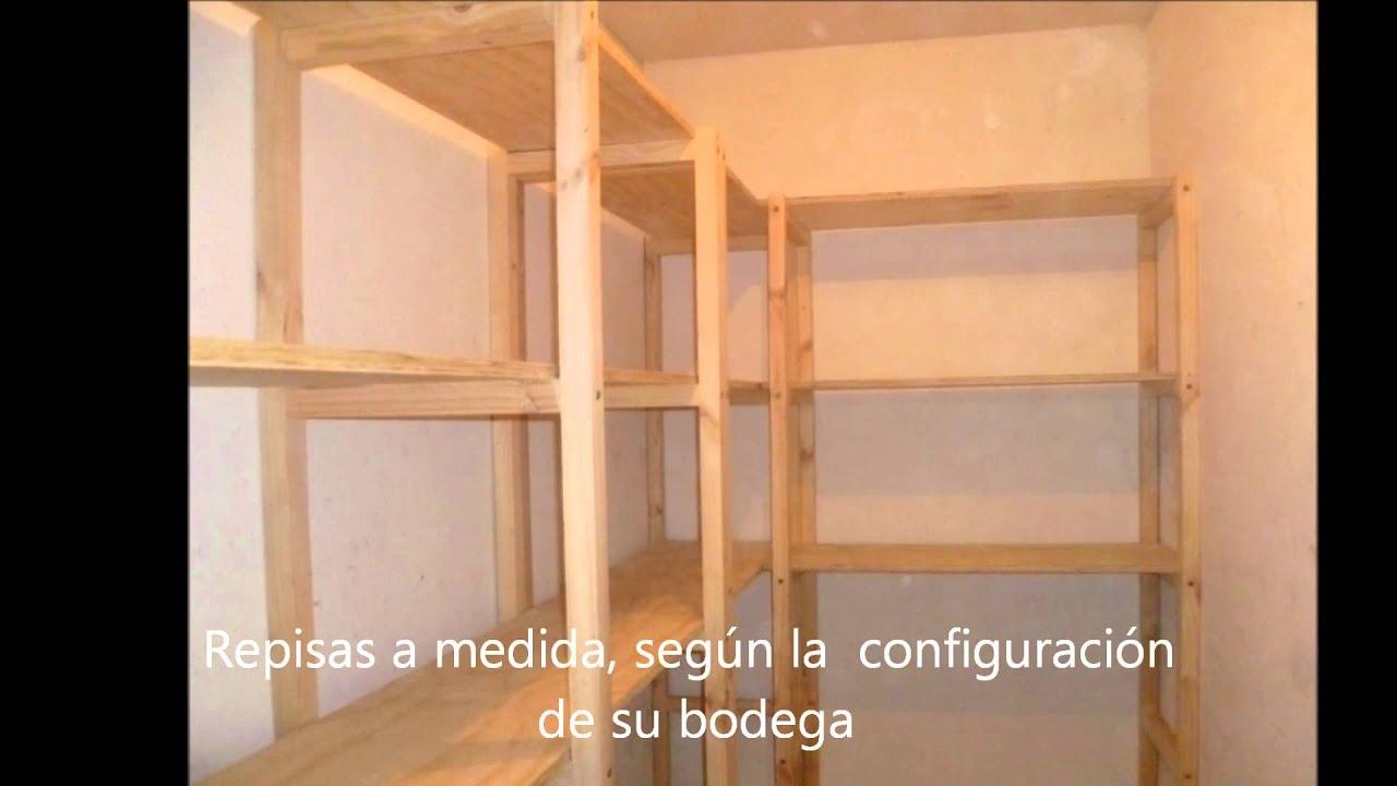 A Closet Repisas Para Bodegas Repisas Ok Youtube