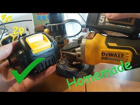 dewalt-battery-pack-build-diy---20v-max---5ah