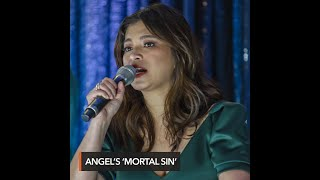 'mortal Sin': Angel Locsin Apologizes For Endorsing Koko Pimentel