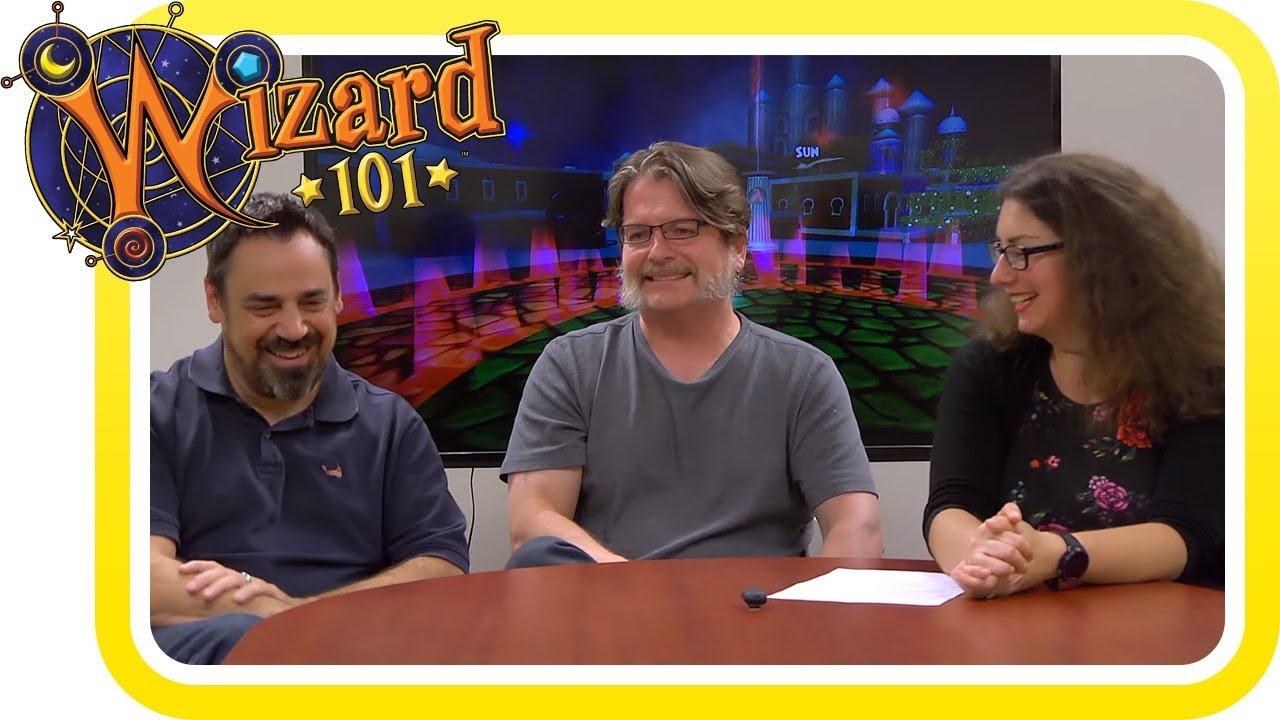 Update Notes Wizard101 Online Game