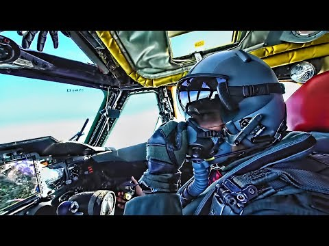 Bomber Flight (2019)  Inside The B-52H Stratofortress