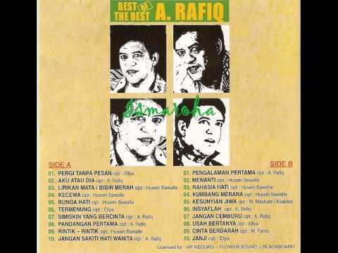 A Rafiq-Cinta Berdarah
