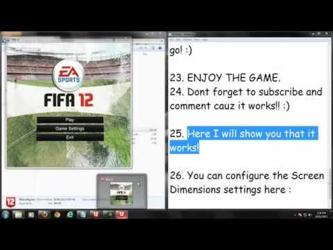 fifa 12 crack download torrent