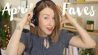 APRIL FAVOURITES | Rhiannon Ashlee