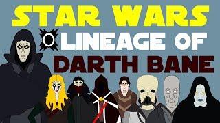 Star Wars Legends: Lineage of Darth Bane