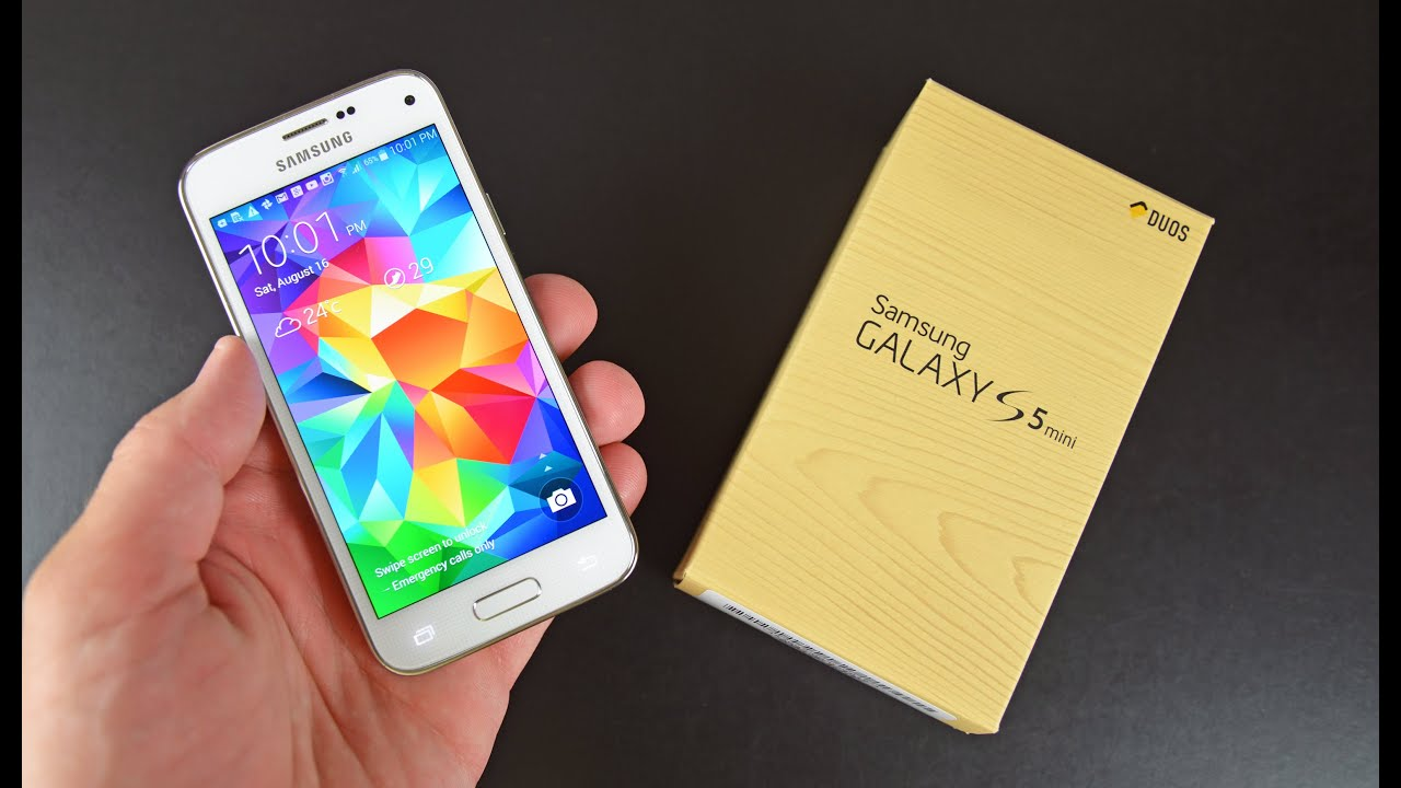 samsung galaxy s5 mini unboxing review youtube. Black Bedroom Furniture Sets. Home Design Ideas