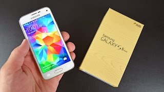 Samsung Galaxy S5 mini: Unboxing & Review