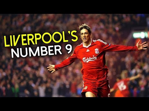 Fernando Torres ● The Legendary Liverpool's Number 9 ● Best Goals & Skills for Liverpool | HD