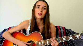 Ana Free sings Justin Timberlake - Cry Me A River