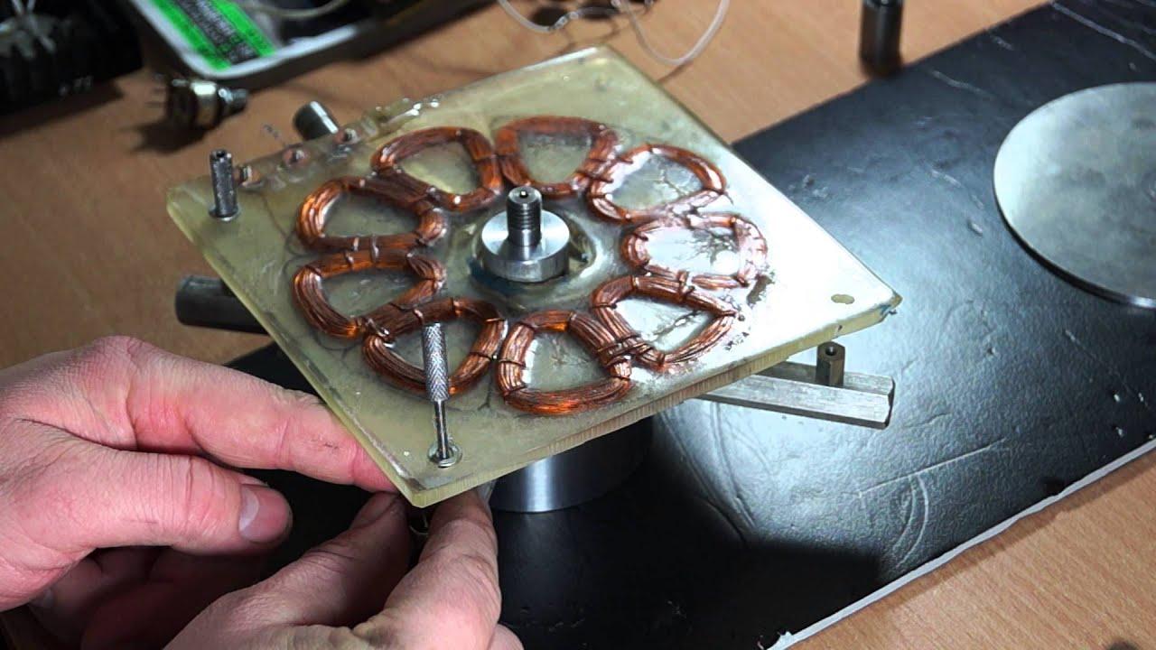 Как сделать из диска и магнита 13