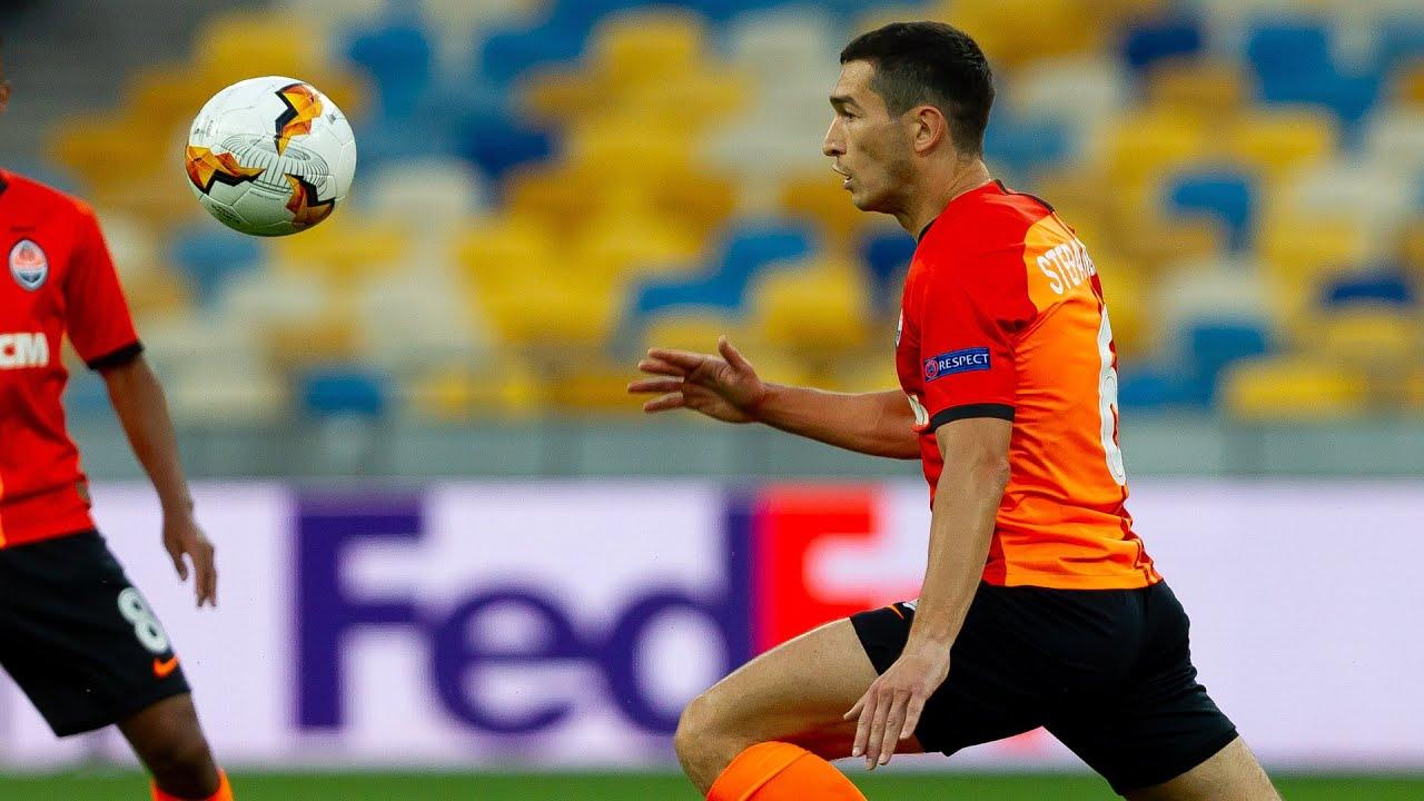 UEFA Europa League | QF | Shakhtar Donetsk v FC Basel | Highlights
