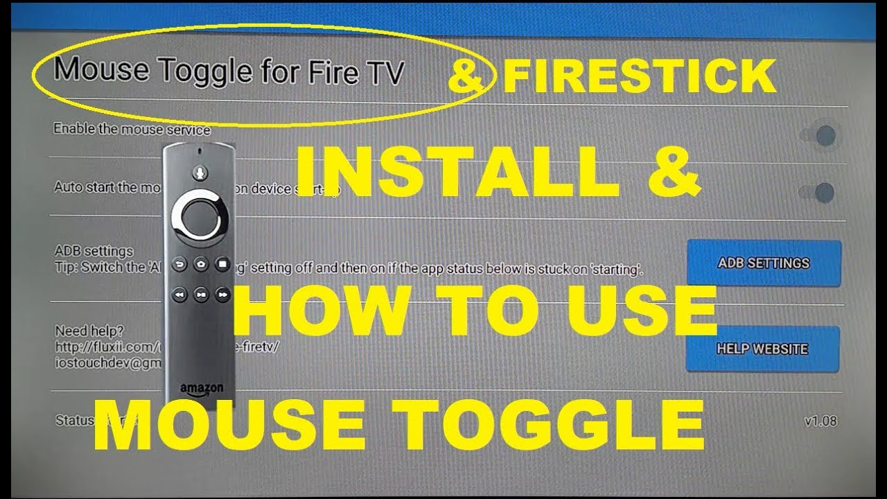 mouse toggle for fire tv apk 4k