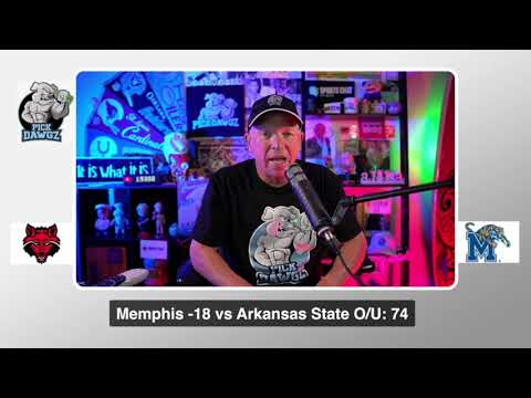 Memphis vs Arkansas State 9/5/20 Free College Football Pick and Prediction  CFB Tips
