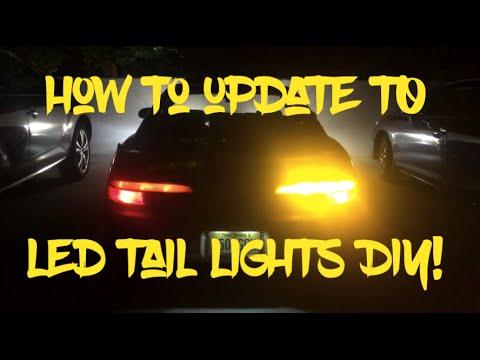 LED Taillights! - 2AMCars DIY Tutorial | 1994 Lexus SC400