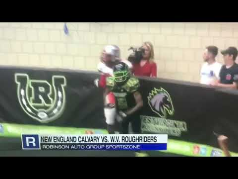 Roughriders Defeat New England Cavalry in Close Game!