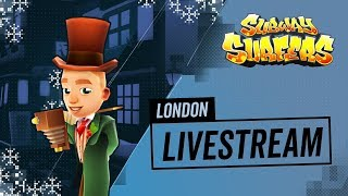 ???? Live Stream | Subway Surfers Gameplay | London