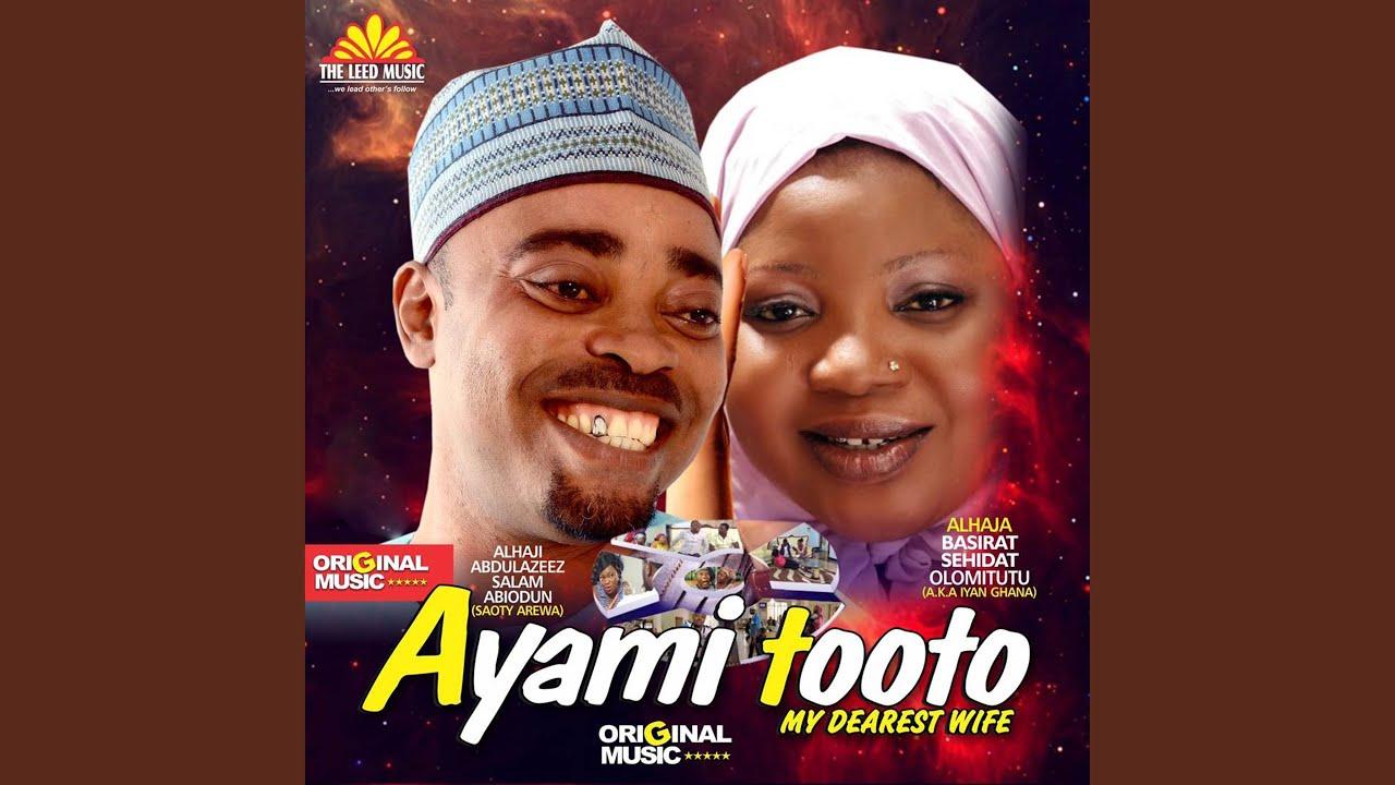 Download Ayami Tooto (My Dearest Wife)