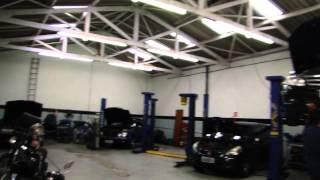 Revisão no ar condicionado do Mitsubishi Pajero