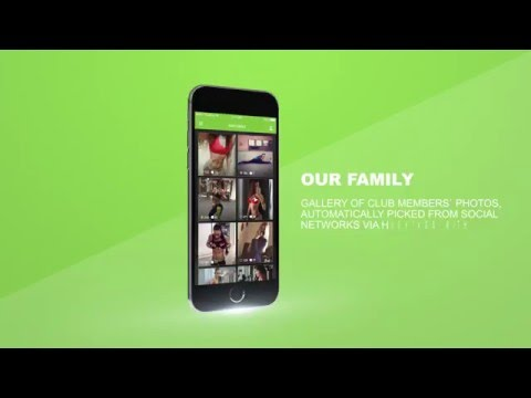 Mobile application for Fitness, Crossfit, Mma, Gyms & Yoga clubs from BeApp