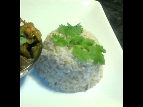 How to Cook Brown Rice in different methods-Good for diabetes and weight loss