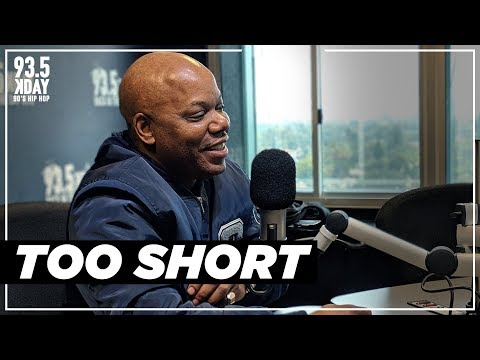 Too Short Talks New Album