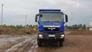 СпецТехСтрой MAN 25 тонн 18 м3