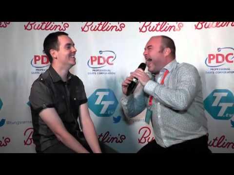 Darts - STUART KELLET INTERVIEW WITH TUNGSTEN TALES