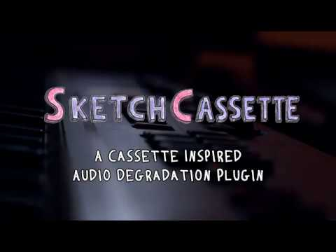 The SketchCassette plugin is a handwritten love letter to old-school 4-track recording | MusicRadar