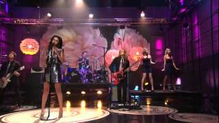 "Selena Gomez & The Scene - Love You Like A Love Song (live on ""Jay Leno"")"