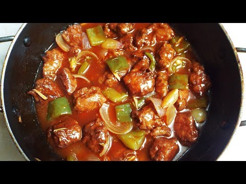 চিলি ফিশ || Chilli Fish Recipe In Bengali || Easy Chilli Fish Recipe With Gravy || Bengali Recipe